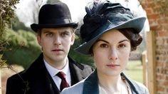 Matthew Crawley, Lady Mary Crawley, Downton Abbey