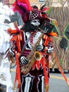 2013 Philadelphia Mummer's Parade.