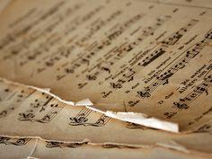 sheet music <3