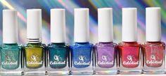 Celestial Cosmetics Valyrio Collection