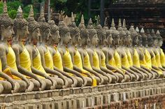Lieu à visiter en Thaïlande: Ayuthaya http://www.actuweek.com/go/amazon-thailande.php
