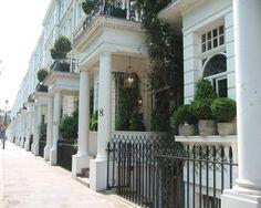 London--Cranley Gardens - Rory's street! Xxx