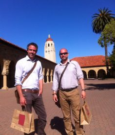 Exclusive Video Interview – CrowdCube founders Darren Westlake & Luke Lang