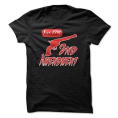 Cool 2nd Amendment Great Shirt  Shirts & Tees