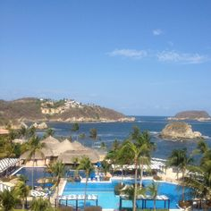 Barcelo Resort, Huatulco