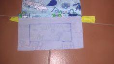 PANDIELLEANDO: Estuche Triple (tutorial) Facial Tissue, Pencil, Quilts, Sewing, Manualidades, Atelier, Beach, Comforters, Quilt Sets