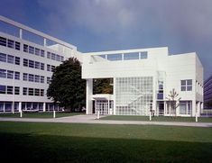 Siemens Office and Research Facilities, Munich, Germany