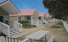 Newport Dunes Cottages California Homes Travel Camping Resort Wander