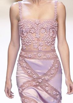 Valentino, if I only had a body like that I would wear this!