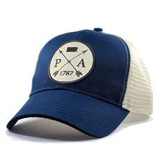 b832edea1d0 Southern Shirt Co - Mesh Back Trucker Hat