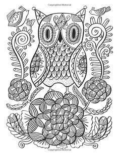 Coloriage Happy DoodlesColoring BooksAdult