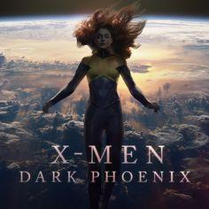 X-Men Dark Phoenix - Unconscious in Space, Houston Sharp Jean Grey Phoenix, Phoenix Art, Dark Phoenix, Phoenix Online, Marvel Comic Universe, Ms Marvel, Captain Marvel, Marvel Girls, Marvel Heroines