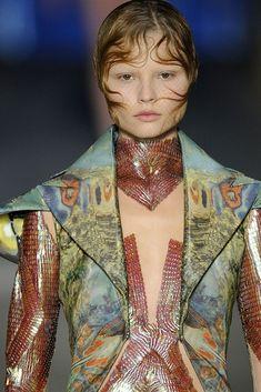 Alexander McQueen Spring 2009 Ready-to-Wear Accessories Photos - Vogue