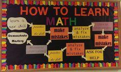 Math Bulletin Board                                                                                                                                                                                 More