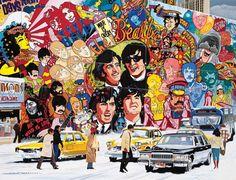 Alain Bertrand: November 2009 | Beatles Mural