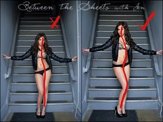 Great posing guide by Jennifer Rozenbaum - Between The Sheets ... with Jen http://www.betweenthesheetswithjen.com/2012/03/27/between-the-sheets-tuesday-tease-3-posing/
