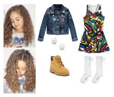 """""""Little Girls"""" by divinemaboundou ❤ liked on Polyvore featuring STELLA McCARTNEY"""