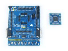 >> Click to Buy << ATmega64 Board ATmega64A ATMEL AVR Development Board Kit + 2pcs ATmega64A-AU Cores = Waveshare STK64+ Premium #Affiliate