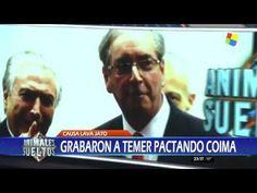 Corrupción y escándalo en Brasil: graban al presidente Temer pactando un...