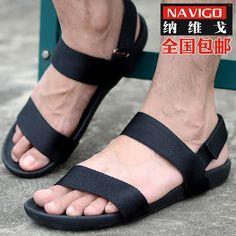 Cheap Tendencia del verano de la sandalias masculinas de moda sandalias sandalias casuales hombres de moda 2015 gladiador, Compro Calidad Sandalias de Hombre directamente de los surtidores de China:   Detalles del producto