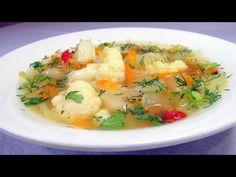 Жиросжигающий суп - пошаговый рецепт с фото на Повар.ру