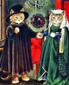 susan herbert (i coniugi Arnolfini - Jan van Eyck)
