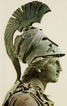 Athena  Goddess of Wisdom & Virtue