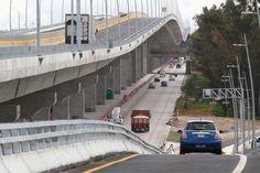 En diciembre, Segundo Piso de Autopista México-Puebla obligatorio para camiones
