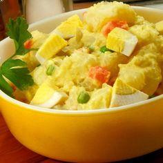 "Ima's Potato Salad   ""Love this! It's great alternative to regular ol' potato salad."""