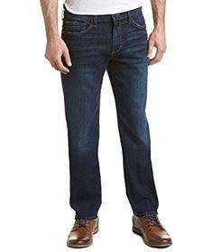NWT JOE'S JEANS 34 X 34 Men's Classic Straight-Leg Danny $179 dark wash designer