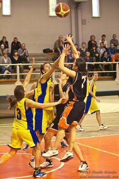 Veneto Banca Basket Canegrate vs Usmate - Stagione 2012/13