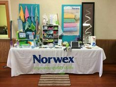 89 Best Norwex Display Booth Ideas Images Christmas