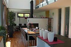 Holzhaus Roßkopf - Fertighaus Schubert - Innenansicht 1