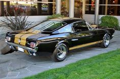 Im not a mustang guy but this is one of my fav cars!!  1966 Shelby GT350 H