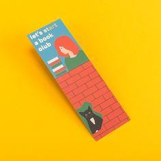 We've added custom foiled bookmarks to our product range!