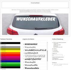 Baby Kinder Motive mit Wunschname Autoaufkleber Sticker Auto Namen Aufkleber M4