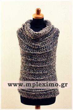 crochet sleeveless s