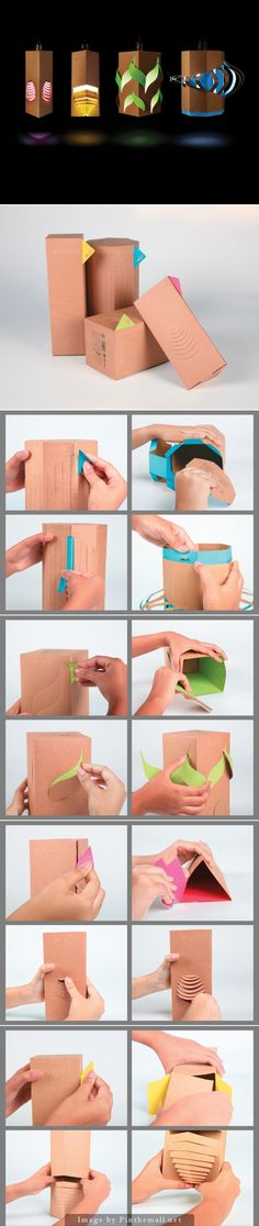 Light Box. Would be Great for packages