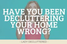 Being in the business of decluttering and organizing, I have noticed that most people want to declutter but they think there is only one way to do it. Organization Hacks, Organizing Clutter, Organizing Life, Storage Hacks, Organising, Organizing Ideas, Clutter Solutions, Read Magazines, Home Still