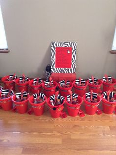 "I made ""puke buckets"" for my friends bachelorette party..."