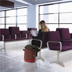 HM213 Public Seating System