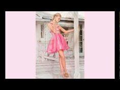 Tu vestido de 15... como sera? Mira este video y encontraras muuuuchas ideas: cortos, largos, clasicos, originales...