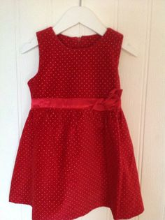Little girls Polka dot red velvet dress ideal for Christmas party's at www.littleandpinkboutique.co.uk Boutique Party Dresses, Red Velvet Dress, Little Girls, Polka Dots, Sequins, Summer Dresses, Christmas, Fashion, Xmas