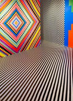 colorful art installation - Google zoeken