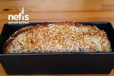 Ispanaklı Tuzlu Kek Tarifi (videolu) – Nefis Yemek Tarifleri Banana Bread, Desserts, Food, Tailgate Desserts, Deserts, Eten, Postres, Dessert, Meals