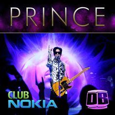 Prince | Club Nokia 2009