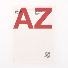 Arizona stationery