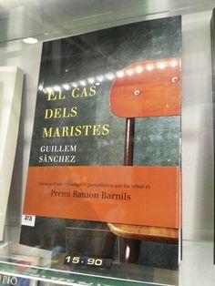 """""""El cas dels maristes"""" de Guillem Sanchez. Ara llibres"""