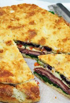 Italiensk picnicbrød
