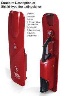 Shield Extinguisher – Fire Extinguisher